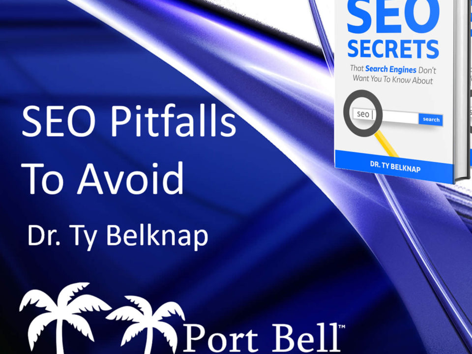 Search engine optimization pitfalls to avoid speech