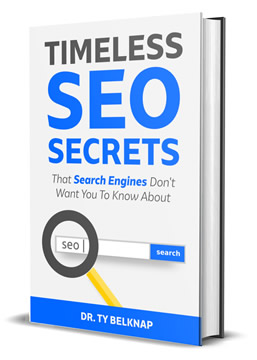 Timeless SEO Secrets book