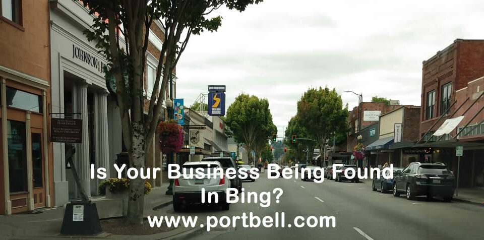 Bing Places for Local SEO
