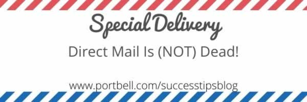 Direct mail is not dead SEO