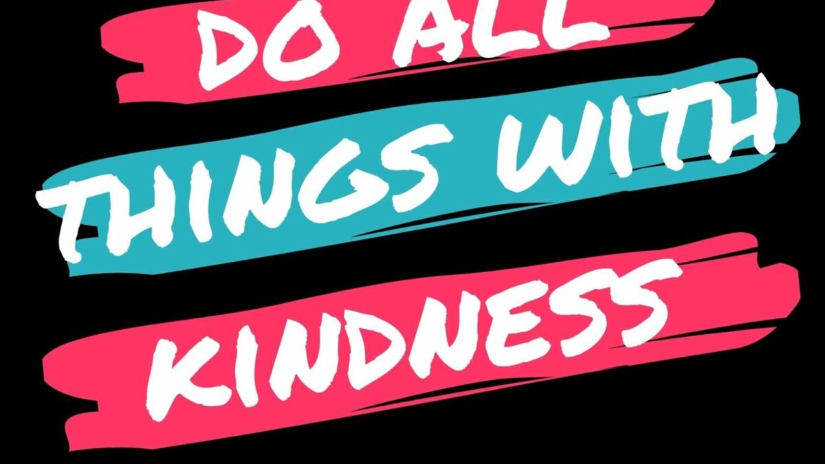 Kindness Pays Off