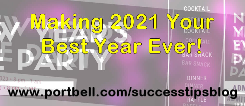 Make 2021 your best year ever