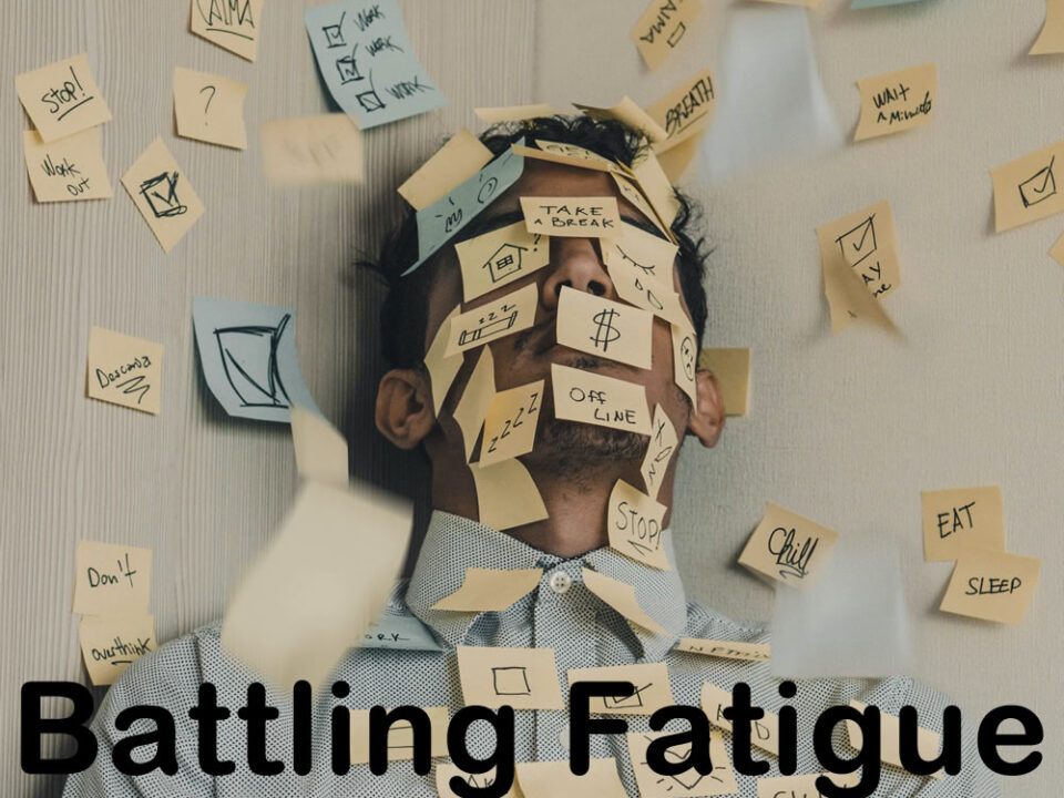 Battling fatigue as a small business owner