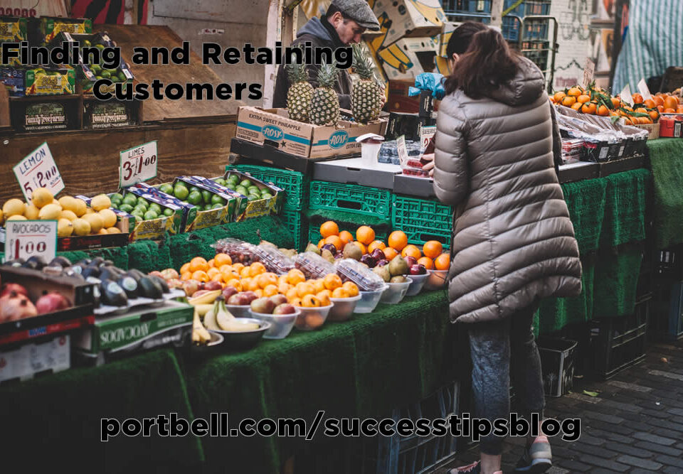 Find and retain profitable customers