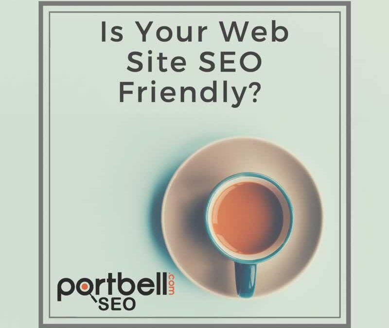 Is your site SEO friendly